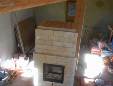 Perfect stove 6kW - Etape 1