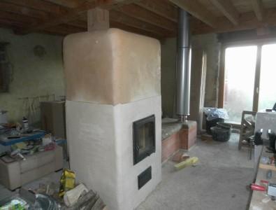 Perfect stove 6kW - Etape 3