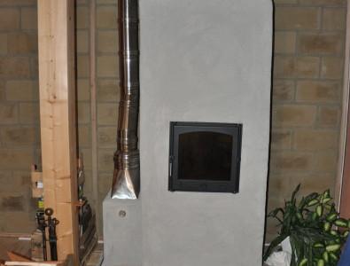 Perfect stove foyer 33 - Etape 1
