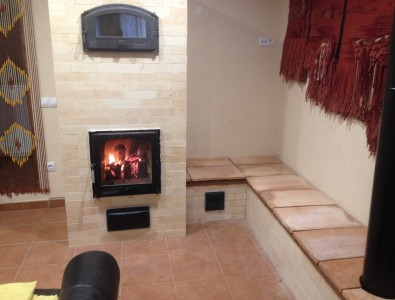 Perfect Stove avec four - Etape 3
